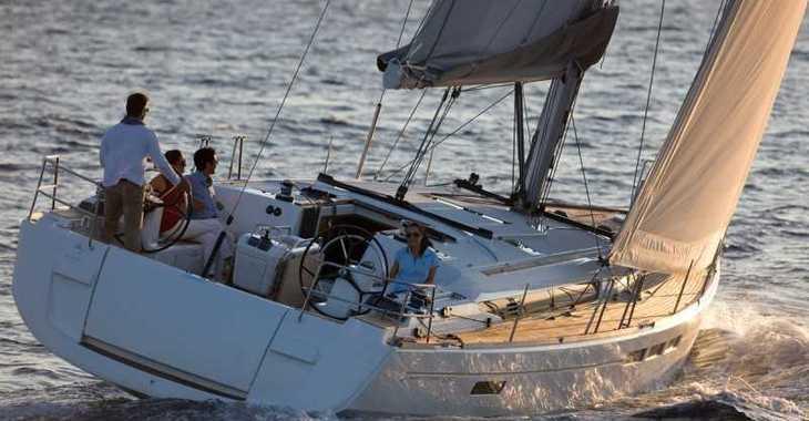 Alquilar velero Sun Odyssey 509 en Port Lavrion, Lavrion