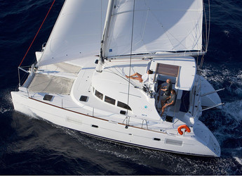 Chartern Sie katamaran in Marina Le Marin - Lagoon 380