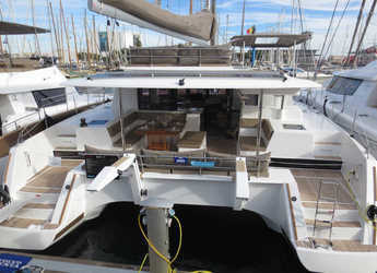 Rent a catamaran in Marina Le Marin - Saba 50
