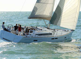 Rent a sailboat in Marina Le Marin - Sun Odyssey 469
