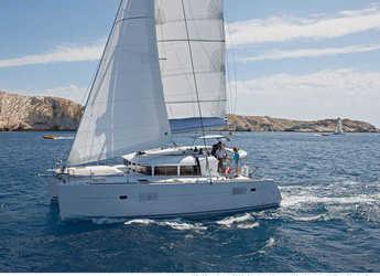 Alquilar catamarán en Marina Le Marin - Lagoon 400 S2