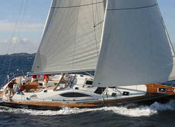 Rent a sailboat in Marina Le Marin - Sun Odyssey 54DS-4