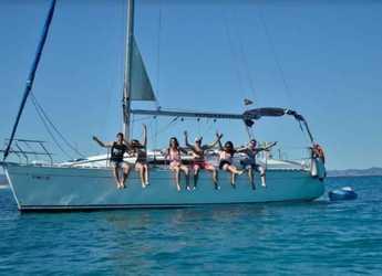 Rent a sailboat in Ibiza Magna - Jeanneau Sun Odyssey 34.2