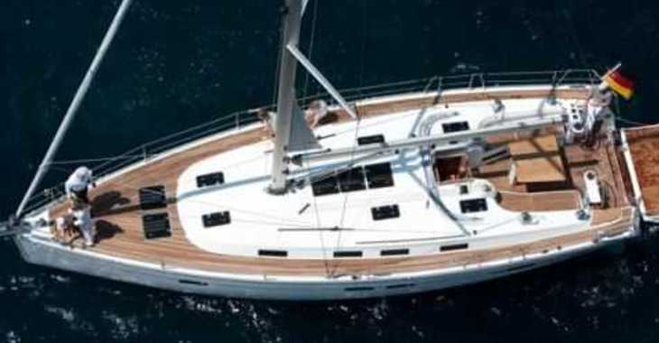 Rent a sailboat Bavaria 45 cruiser in Puerto de blanes, Girona
