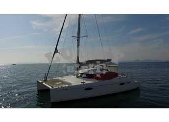 Rent a catamaran in Alimos Marina Kalamaki - Lavezzi 40