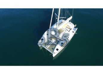 Rent a catamaran in Alimos Marina Kalamaki - Lagoon 450 F