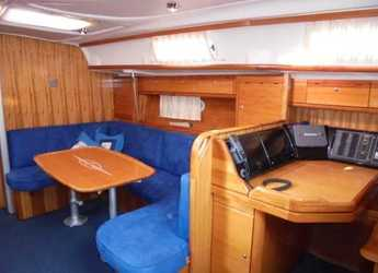 Rent a sailboat Bavaria 39 Cruiser in Punta Ala, Italy
