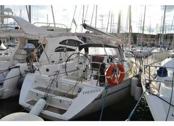 Rent a sailboat in Punta Ala - Sun Odyssey 42