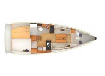 Chartern Sie segelboot Sun Odyssey 349 in Marina di Nettuno, Rome