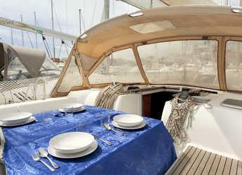 Chartern Sie segelboot Dufour 445 GL in Marina di Nettuno, Rome