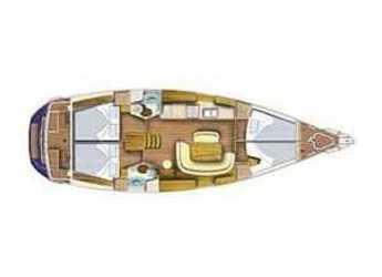 Chartern Sie segelboot Sun Odyssey 45 Performance in Marina di Nettuno, Rome