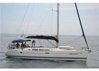 Rent a sailboat in Marina di Nettuno - Sun Odyssey 45 Performance