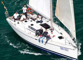 Rent a sailboat in Marina di Nettuno - Elan 410