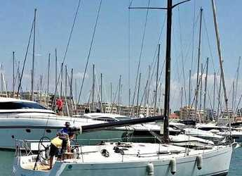 Chartern Sie segelboot Comet 45S in Marina di Nettuno, Rome