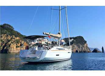 Rent a sailboat in Marina di Nettuno - Sun Odyssey 449