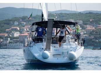 Rent a sailboat in Marina Cala di Medici - Sun Odyssey 42 DS