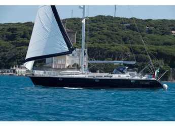 Rent a sailboat in Marina Cala di Medici - Sun Odyssey 52.2 Vintage