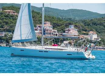Rent a sailboat in Marina Cala di Medici - SUN ODYSSEY 439