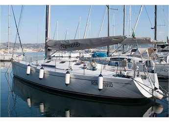 Rent a sailboat in Marina del Fezzano - Comet 41s