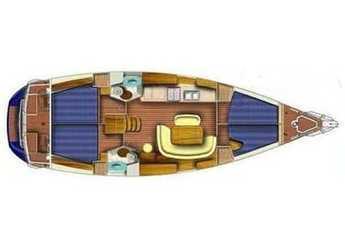 Louer voilier Sun Odyssey 45 à Marina del Fezzano, Porto Venere