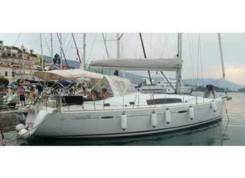 Rent a sailboat in Lefkas Nidri - Oceanis 50 Family