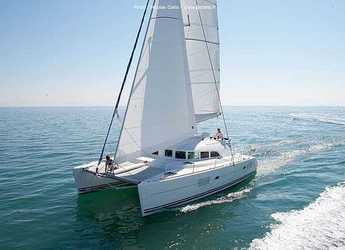 Rent a catamaran in Lefkas Nidri - Lagoon 380 S2
