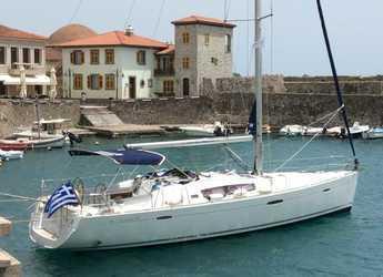 Rent a sailboat in Lefkas Nidri - Oceanis 46