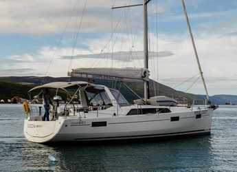 Rent a sailboat in Marina Kotor - Oceanis 41.1