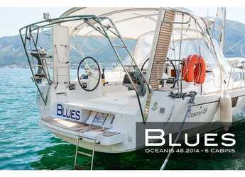 Louer voilier à Marina Kotor - Oceanis 48 (5 cabins)