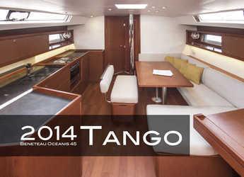 Chartern Sie segelboot Oceanis 45 (4 cabins) in Marina Kotor, Kotor