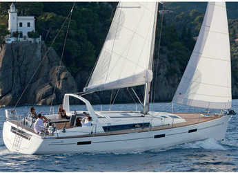 Rent a sailboat in Marina Kotor - Oceanis 45 (4 cabins, standart mainsail)