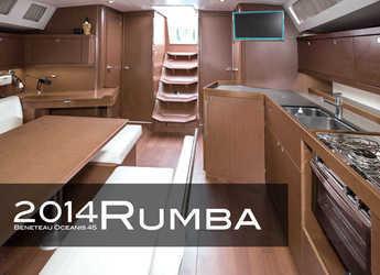 Chartern Sie segelboot Oceanis 45 (3 cabins) in Marina Kotor, Kotor