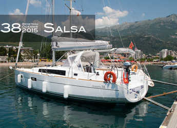 Chartern Sie segelboot Oceanis 38 (3 cabins) in Marina Kotor, Kotor
