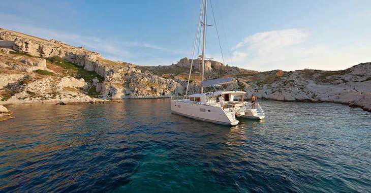 Alquilar catamarán Lagoon 400 S2 en Maya Cove, Hodges Creek Marina, Tortola East End