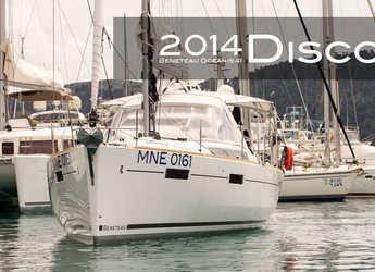 Chartern Sie segelboot Oceanis 41 in Marina Kotor, Kotor