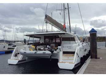 Rent a catamaran in ACI Marina Slano - Helia 44