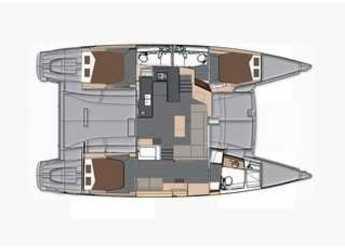 Alquilar catamarán Helia 44 en ACI Marina Slano, Slano