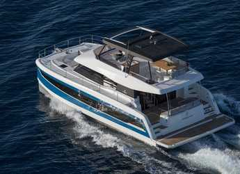 Rent a power catamaran in ACI Marina Slano - Fountaine Pajot MY 44