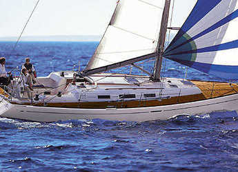 Rent a sailboat in Gran Canaria / Puerto de Mogan - Dufour 44