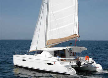 Rent a catamaran in Porto Montenegro - Lipari 41