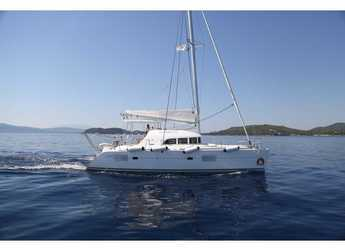 Rent a catamaran in Volos - Lagoon 380