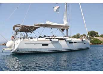 Rent a sailboat in Volos - Sun Odyssey 469