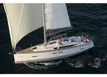 Rent a sailboat Sun Odyssey 419 in Volos, Volos