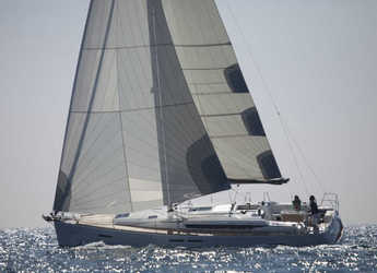 Rent a sailboat Sun Odyssey 439 in Volos, Volos