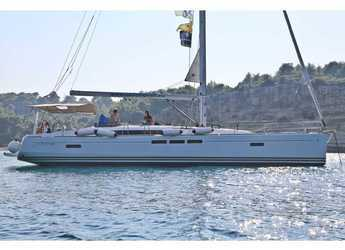 Rent a sailboat in Volos - Sun Odyssey 509