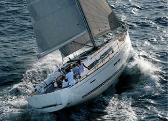 Rent a sailboat in Horta Marina-Azores - Dufour 382 GL