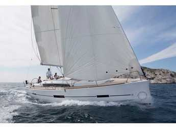Rent a sailboat in Horta Marina-Azores - Dufour 410 GL