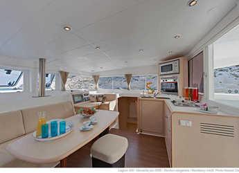 Rent a catamaran Lagoon 400 S2 in Yacht Haven Marina, Phuket