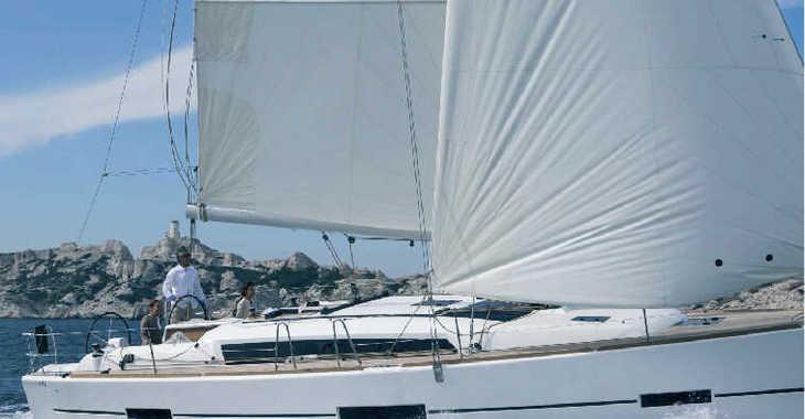 Alquilar velero en Horta Marina-Azores - Dufour 450 GL