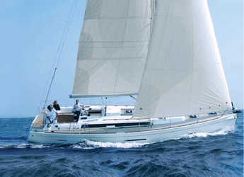 Rent a sailboat in Horta Marina-Azores - Dufour 450 GL